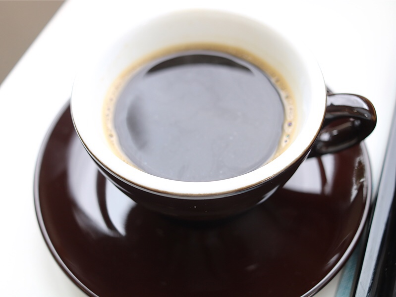 ソライロ 食後のコーヒー