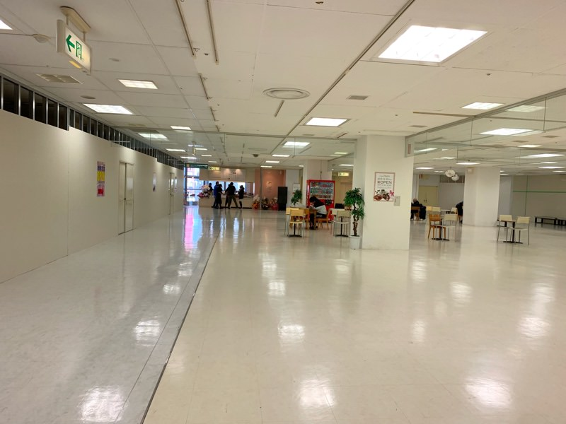 Mikotoがあるのは小山駅ビルロブレ3階